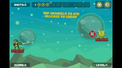 Screenshot 1 炮弹小子 — 金牌小英雄的勇敢突击