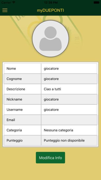 MyDuePonti screenshot