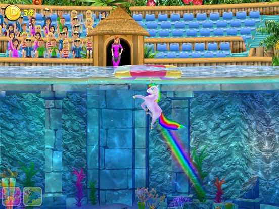 My Dolphin Show: Pet animal game for girls & kidsscreeshot 3