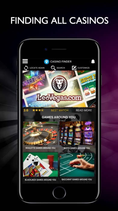 Screenshot 3 ALL Casinos — ONLINE CASINO Finder