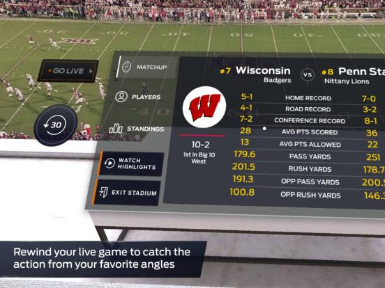 FOX Sports VR screenshot 10