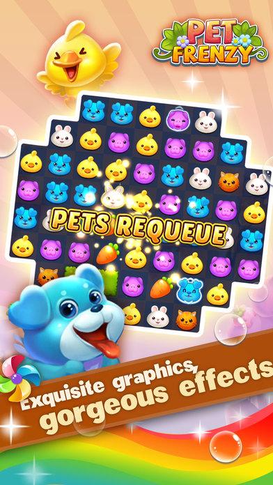 Pet Frenzy Screenshot