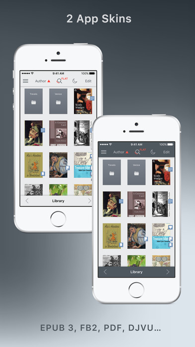 Screenshot #10 for tiReader 2 Pro – eBook and Comic book reader
