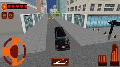 City Limousine Parking Sim Pro screenshot 3