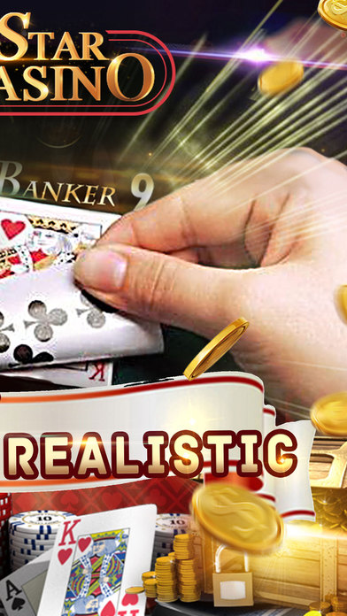 Screenshot 2 Lucky Star Casino–Vegas Slot Machines &Poker Games