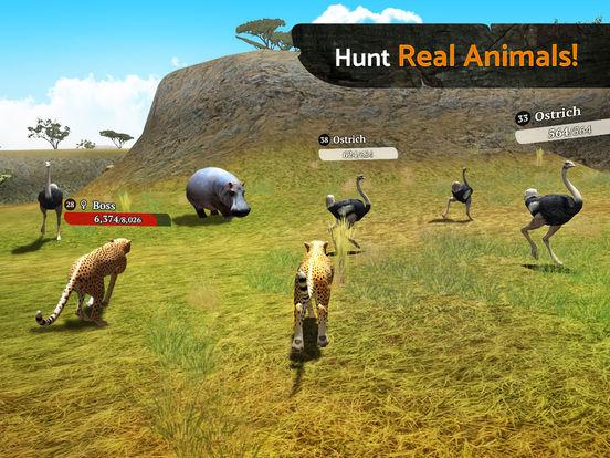 The Cheetah: Online RPG Simulatorscreeshot 2