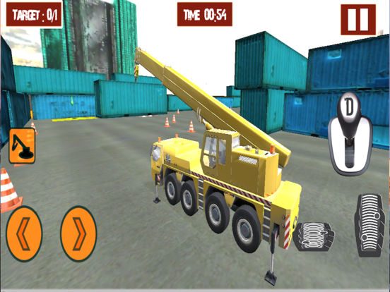 Heavy construction crane 2017 screenshot 5