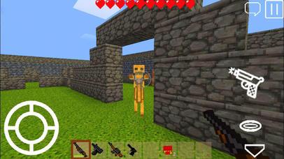 Pixel Block Gun 3D screenshot 5
