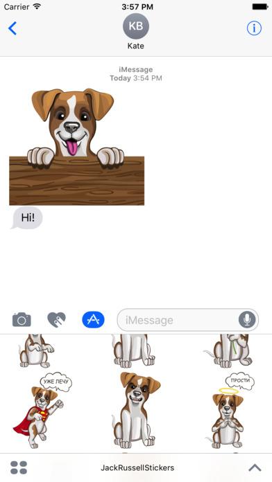 Джек Рассел - милая собачка screenshot 1