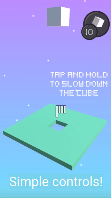 CubeSlow screenshot 2