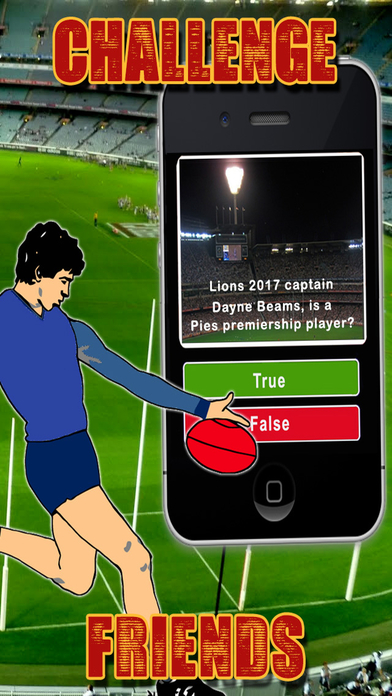 ... Brisbane Lions Footy -Aussie Rules Trivia App Download - Android APK
