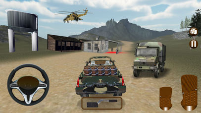 Army Drive Transport Cargo screenshot 4