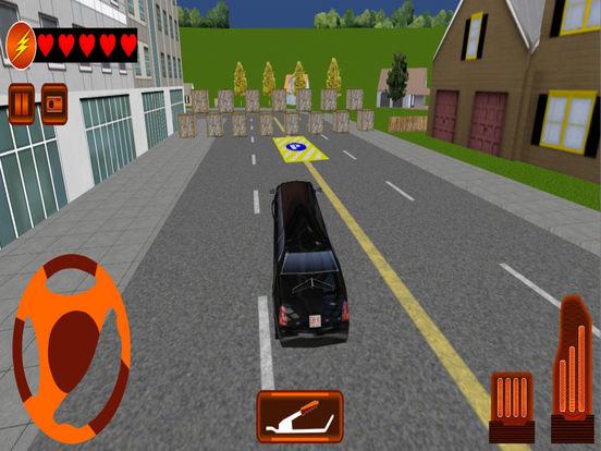 City Limousine Parking Sim Pro screenshot 9