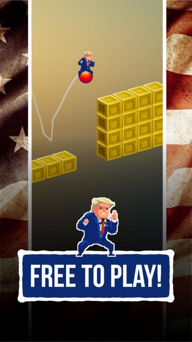 Ultimate Trump Jump screenshot 1