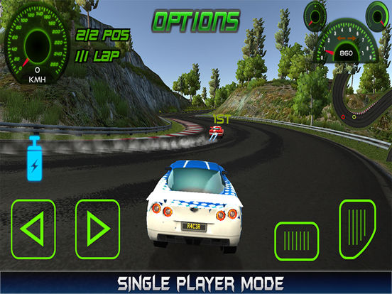 Turbo Car Racing Multiplayer для iPad