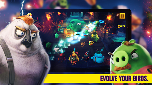 Angry Birds Evolution Screenshots
