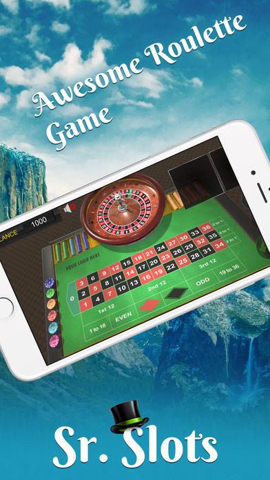 Screenshot 3 Sr. Slots — Favorite Slots & Vegas Games