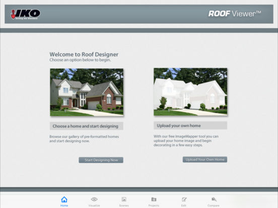 Iko Roofviewer On The App Store