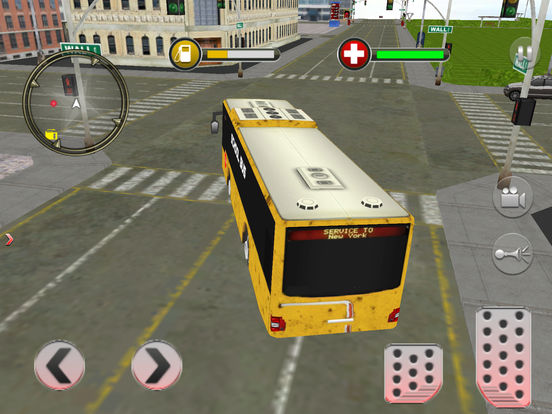 Modern City School Bus screenshot 7
