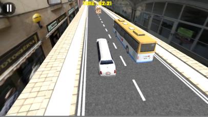 Modern Limo City Drive 3d screenshot 1
