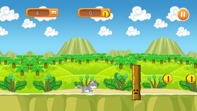 Kitty Run Lite screenshot 2
