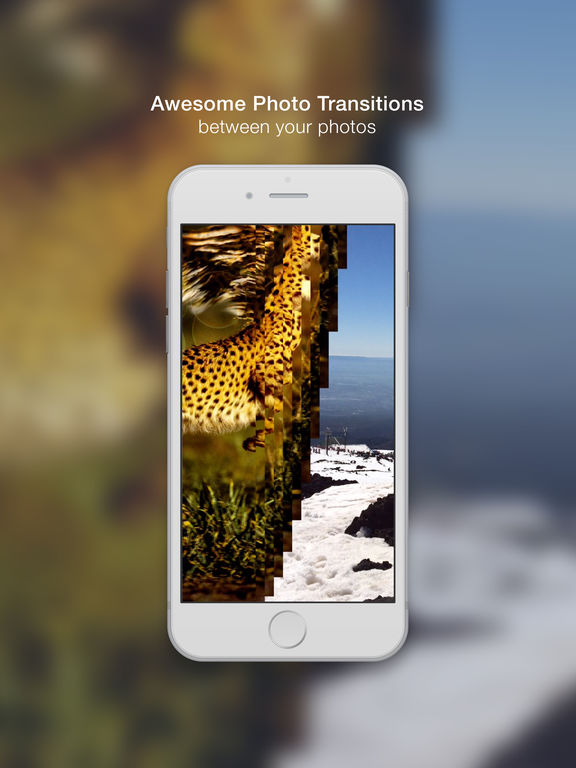 LivePapers - Live Wallpapers from your photos Screenshots