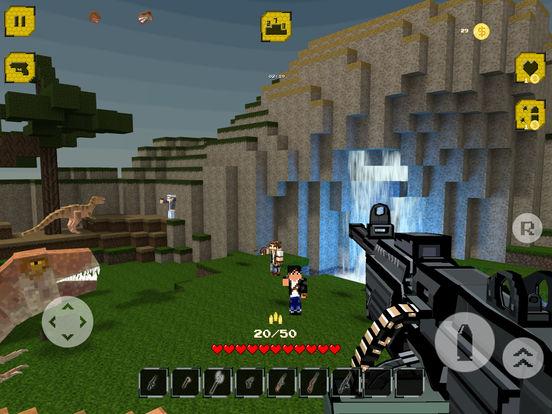 The Hunt: Jurassic Craft World Screenshots