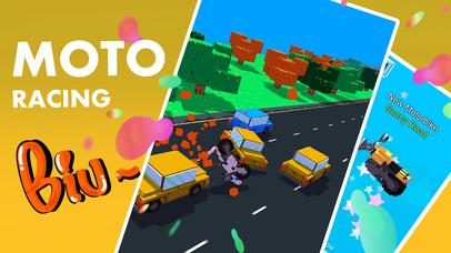 我的像素赛车:都市极速飞车游戏大全 screenshot 1