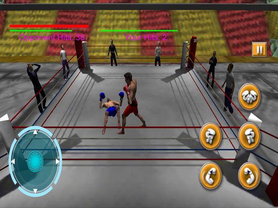 Боксерская революция 2017 3D Punch Boxing Скриншоты9