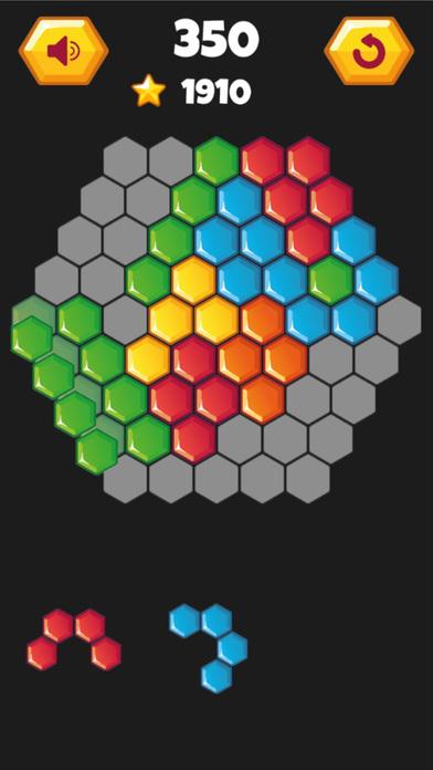 Hexagon Pals screenshot 3