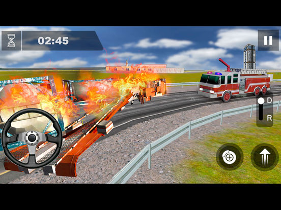 Fire Fighter Rescue Operation screenshot 7