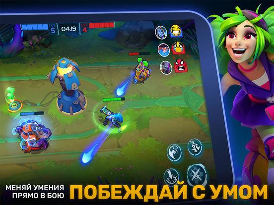 Планета героев – Магия Войны Скриншоты8