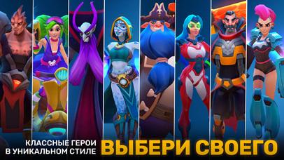 Планета героев – Магия Войны Скриншоты5