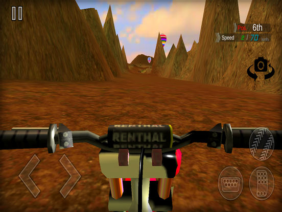 MX Speed Moto Racing screenshot 7