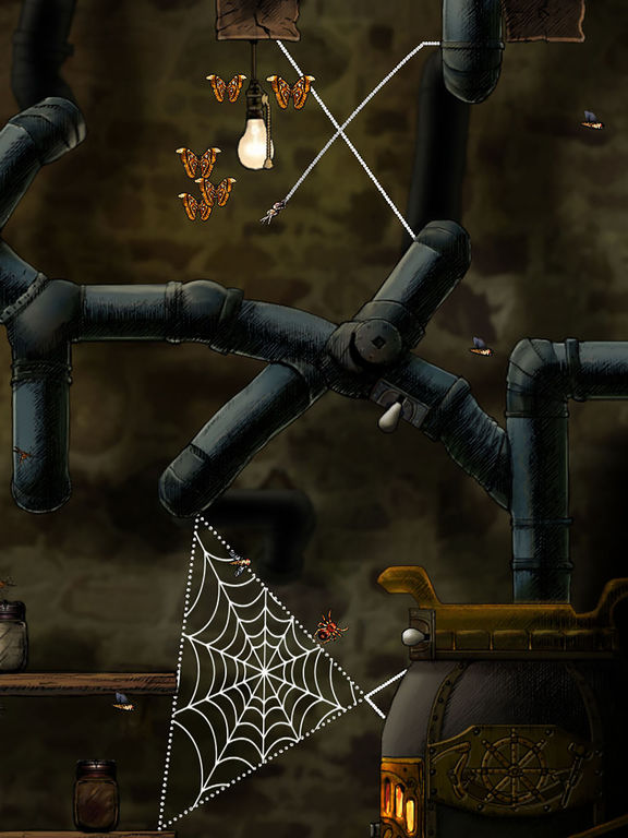 Spider:  The Secret of Bryce Manor HD Screenshots