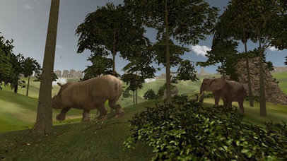 VR Wild Hunter adventure 3D screenshot 1