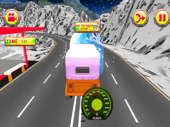 Xtreme Drive Tuk Tuk Rickshaw screenshot 9