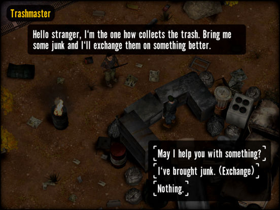Hardboiled Screenshots