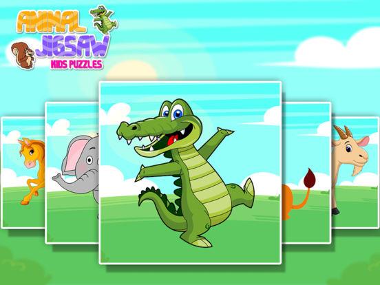 Animal Jigsaw Kids Puzzle Pro screenshot 10