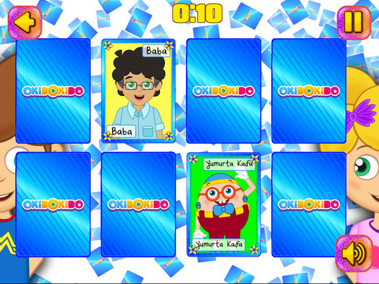 OkiDokiDo Kartları Eşle screenshot 8