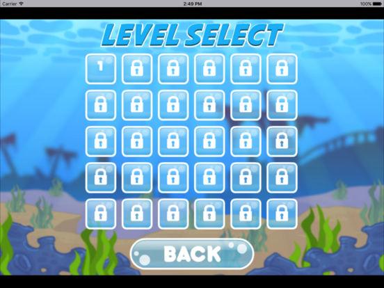 海底生物救援-好玩的闯关小游戏 screenshot 6