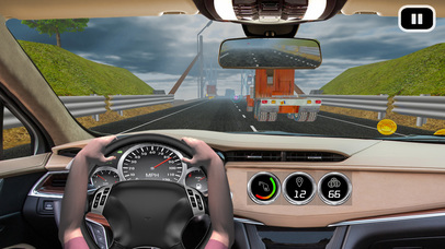 Highway Escape Rush screenshot 1