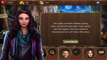 The Wicked Islands screenshot 3