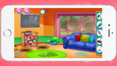 منزل الطفل - العاب بنات اطفال Screenshot 5