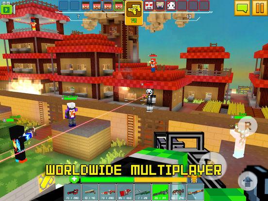 Cops N Robbers (FPS) - Block Survival Multiplayer Screenshots