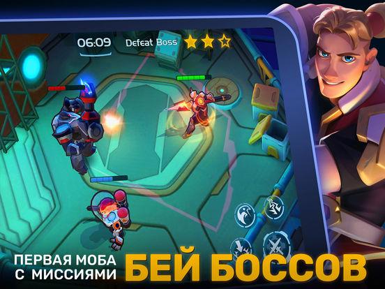Планета героев – Магия Войны Скриншоты10