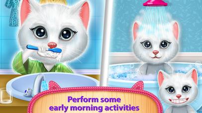 Cute Kitty's Bedtime Activities screenshot 3
