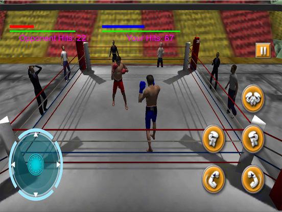 Боксерская революция 2017 3D Punch Boxing Скриншоты10