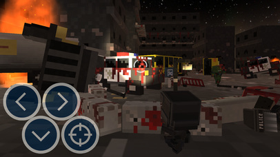 Zombie Survival Experiment Day PRO screenshot 4