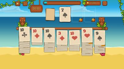Tiki Solitaire screenshot 3